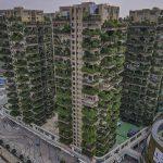 設計滿滿綠植「垂直雨林社區」卻變鬼城 住戶曝魔幻原因:吸引太多蚊子
