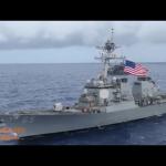 專門關注中國威脅 美海軍部長提名人:以所有可能方式保衛台灣